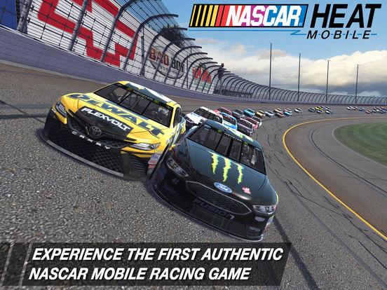 Screenshot 1 NASCAR Heat Mobile
