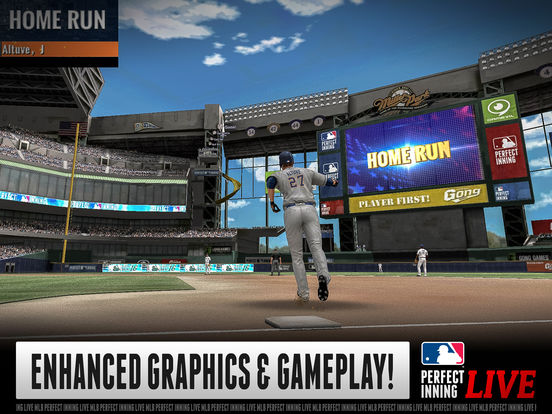 MLB Perfect Inning Live Screenshot