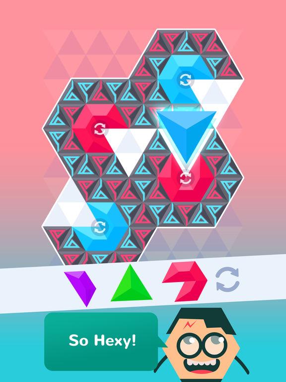 Screenshot 5 Hexy: Puzzle Adventure