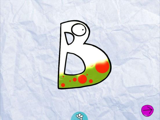 ABC Turutu Crazyfingers Alphabet iPad