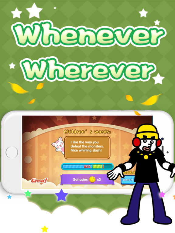 Rhythm Heaven-FEVER Screenshots