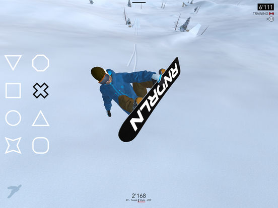 Just Snowboarding iOS
