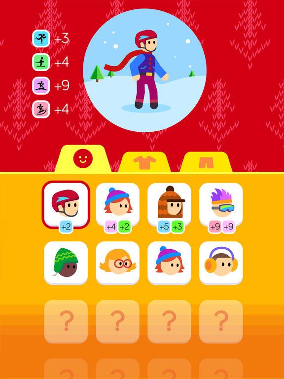 Screenshot 4 Ketchapp Winter Sports