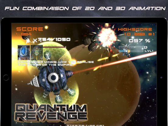 Screenshot 3 Quantum Revenge