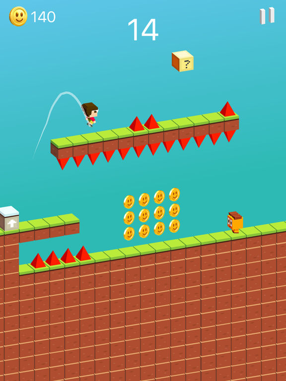Jumpy iOS Screenshots