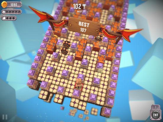 Screenshot 1 Tiny Bombers