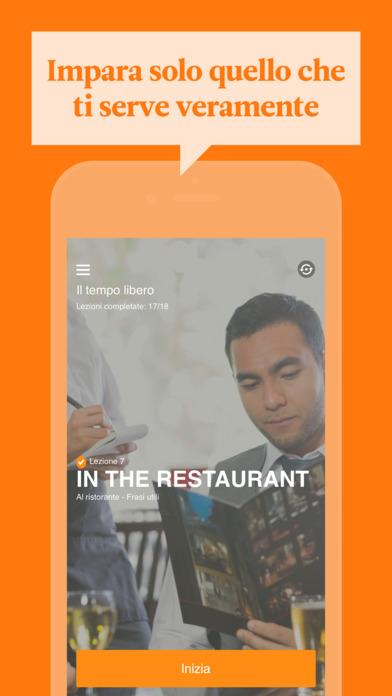 Babbel – Corso d'inglese, francese e spagnolo Screenshot