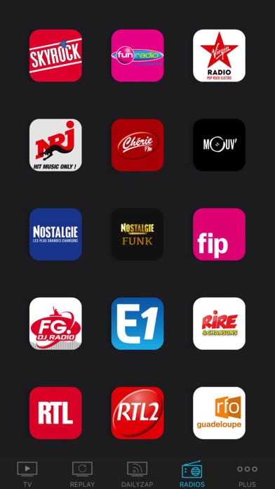 download TV Direct, Programme TV et Replay TV apps 2
