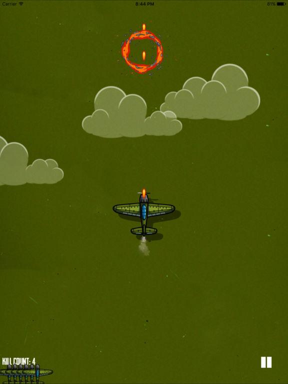 Flying War II Screenshots