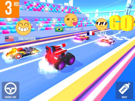 Screenshot 5 SUP Mehrspieler-Rennspiel