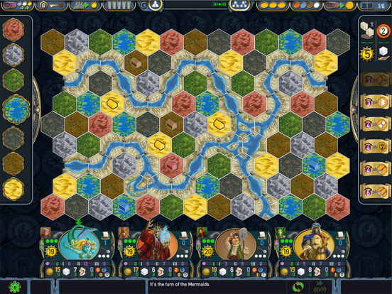 Screenshot 4 Terra Mystica