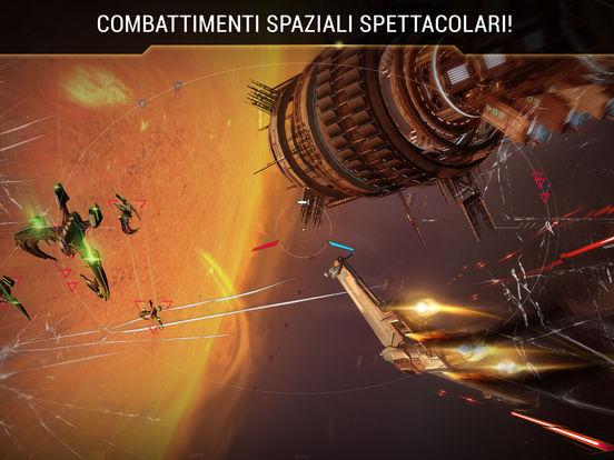 Galaxy on Fire 3 - Manticore Screenshot