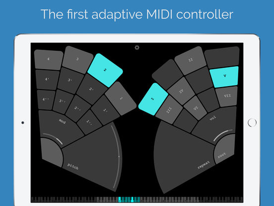 Clawtar - Adaptive MIDI Controller Screenshots
