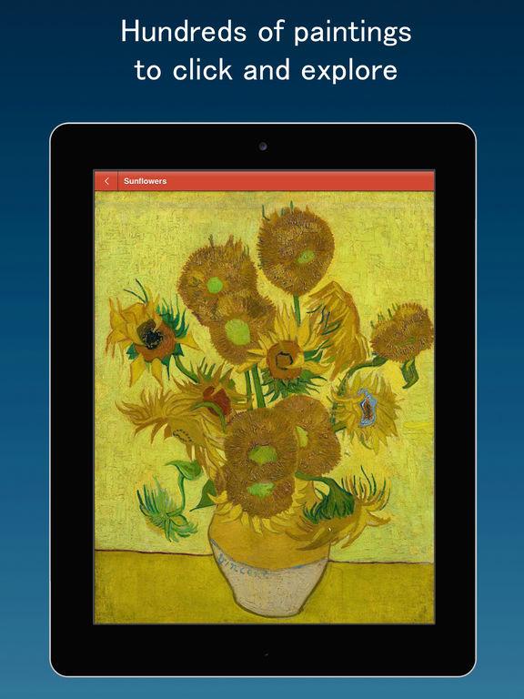 National Gallery London Guide Screenshot