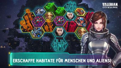 Screenshot 3 Valerian: City of Alpha