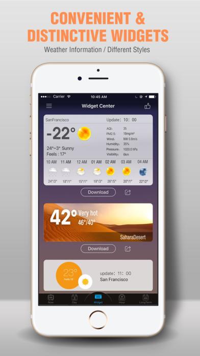 amber weather elite weather widgets forecast aqi on the. Black Bedroom Furniture Sets. Home Design Ideas