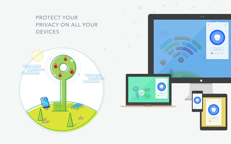 how to use vpn unlimited on mac