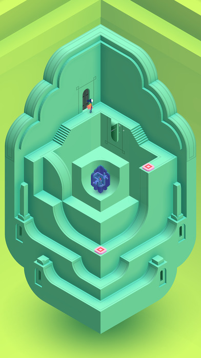 Screenshot 4 Monument Valley 2