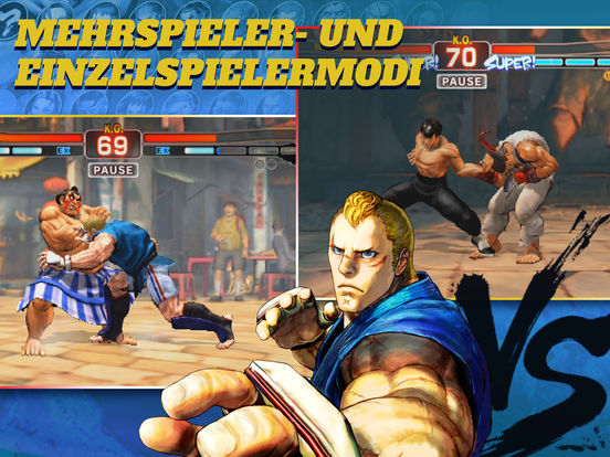 Screenshot 5 Street Fighter IV CE