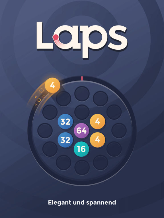 Screenshot 1 Laps - Fusion