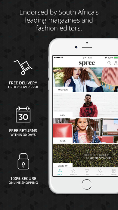 download Spree online fashion shopping – Women, Men & Kids apps 1