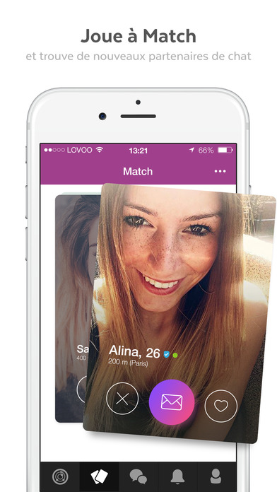 download LOVOO – App pour rencontre tchat et flirt apps 2