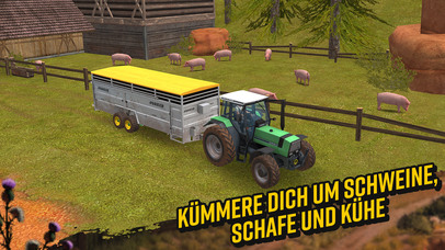 Screenshot 4 Farming Simulator 18