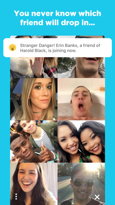 download Houseparty - Group Video Chat apps 1