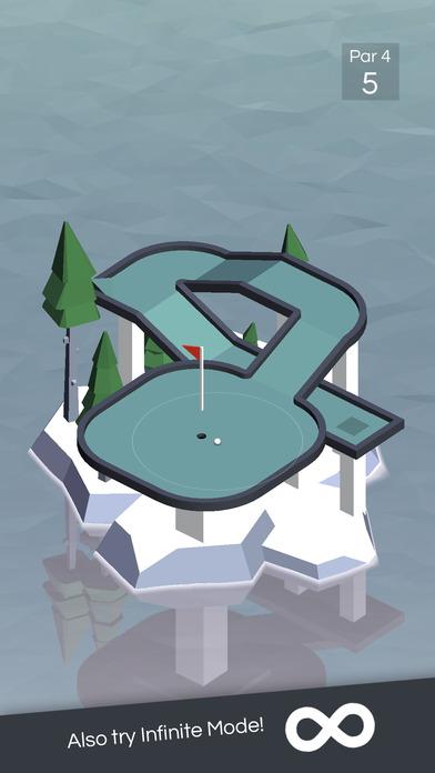 Vista Golf Screenshot