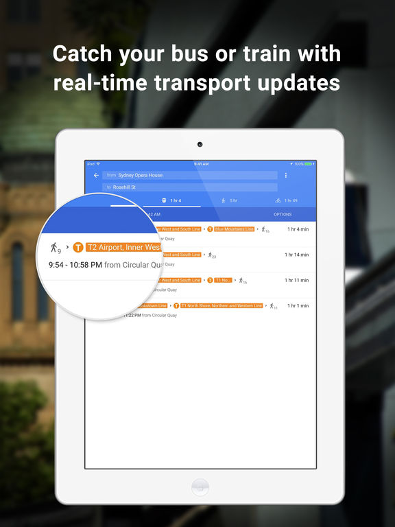 Google Maps - Navigation & Transport Screenshot