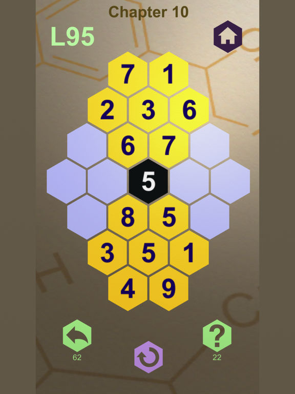 Screenshot 4 The Melding - A Number Logic Puzzle