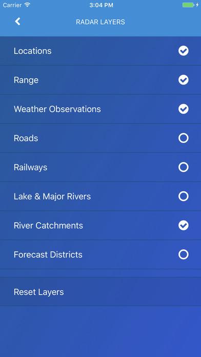 download AUS Rain Radar - Bom radar and weather forecast apps 0