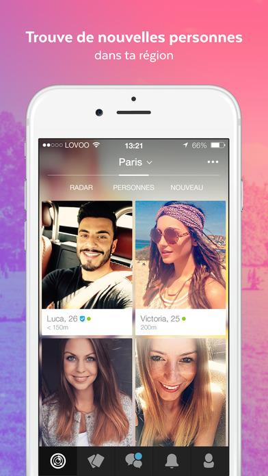 download LOVOO – App pour rencontre tchat et flirt apps 0