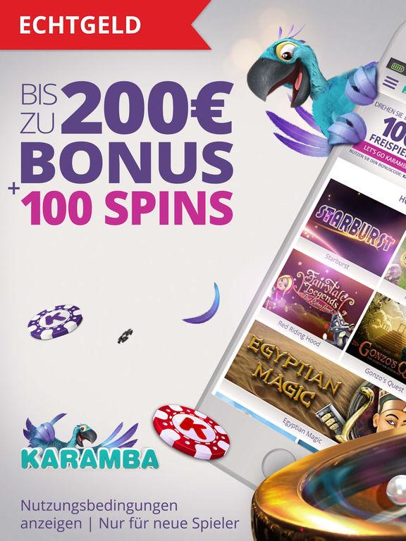 karamba online casino r kostenlos spielen