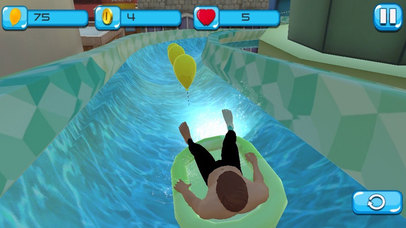 download New Water Slide Adventure - Extreme Stunt Ride appstore review