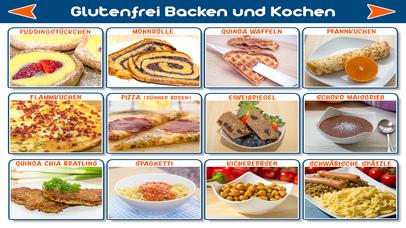 Kochen Und Backen App glutenfrei backen und kochen roland schaffelhuber app