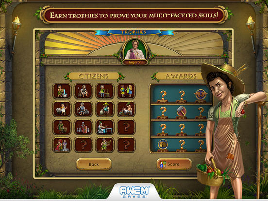 Cradle of Rome 2 HD Screenshots