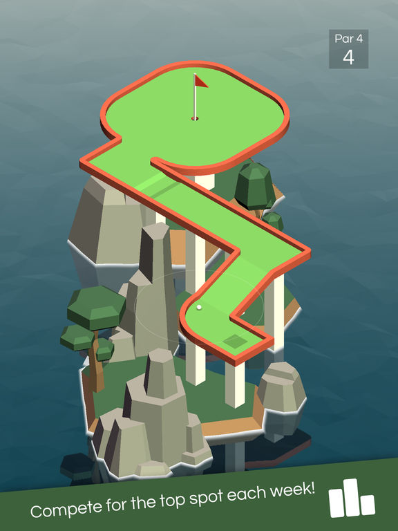 Screenshot 2 Vista Golf
