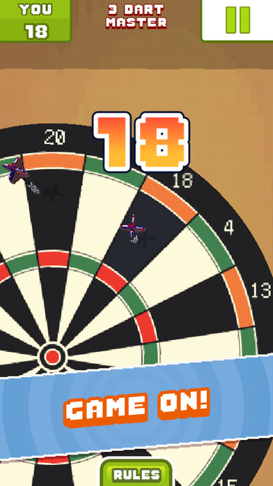 Cobi Darts iOS Screenshots