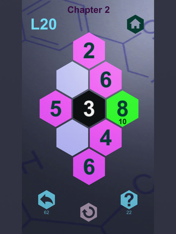 Screenshot 3 The Melding - A Number Logic Puzzle