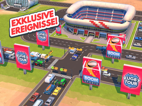 Screenshot 4 Traffic Panic Boom Town