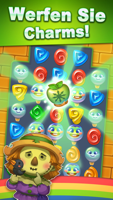 Wicked OZ Puzzle iOS Screenshots
