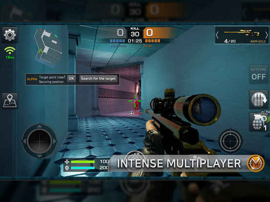 Screenshot 2 Combat Squad - Online FPS