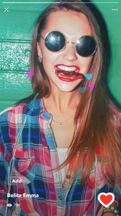 download Retrica - Caméra Selfie avec Filtre, Sticker & GIF apps 4