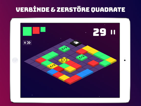 Screenshot 2 Square Blast — Puzzle
