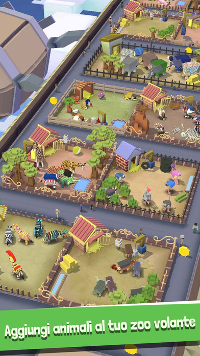 Rodeo Stampede - Sky Zoo Safari Screenshot