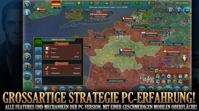 Screenshot 2 Realpolitiks Mobile