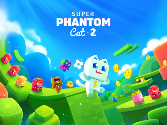 Screenshot 5 Super Phantom Katze 2