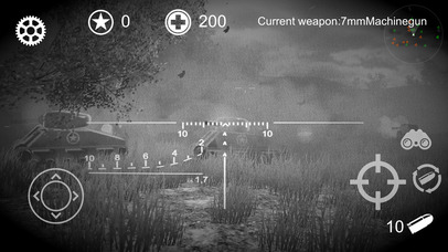 Screenshot 5 Realistic Battle Tank