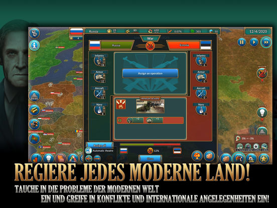 Screenshot 3 Realpolitiks Mobile
